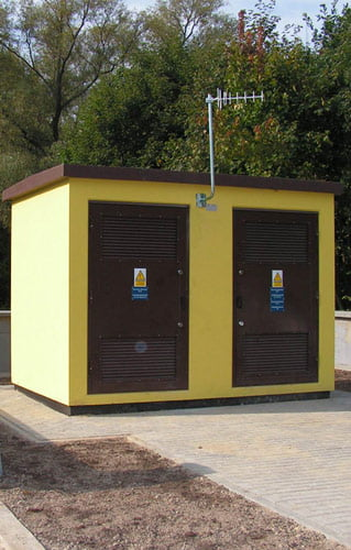 CONTAINER TRANSFORMER STATIONS