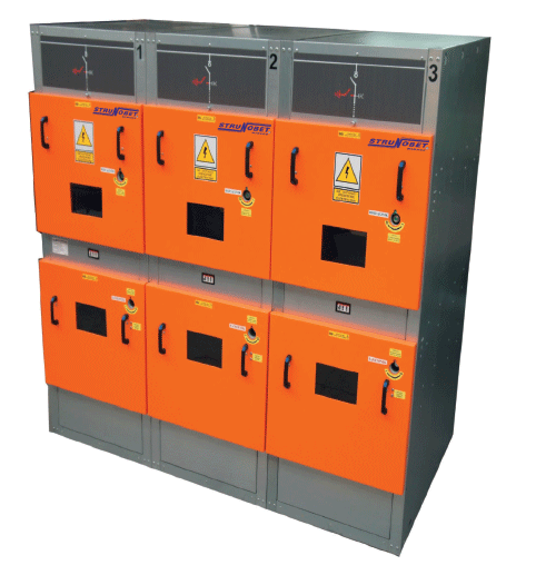 Switchboard type RSS-24/630 in air insulation