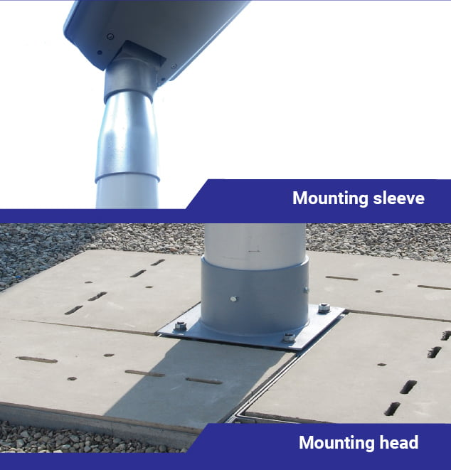 Composite Mounting sleeve