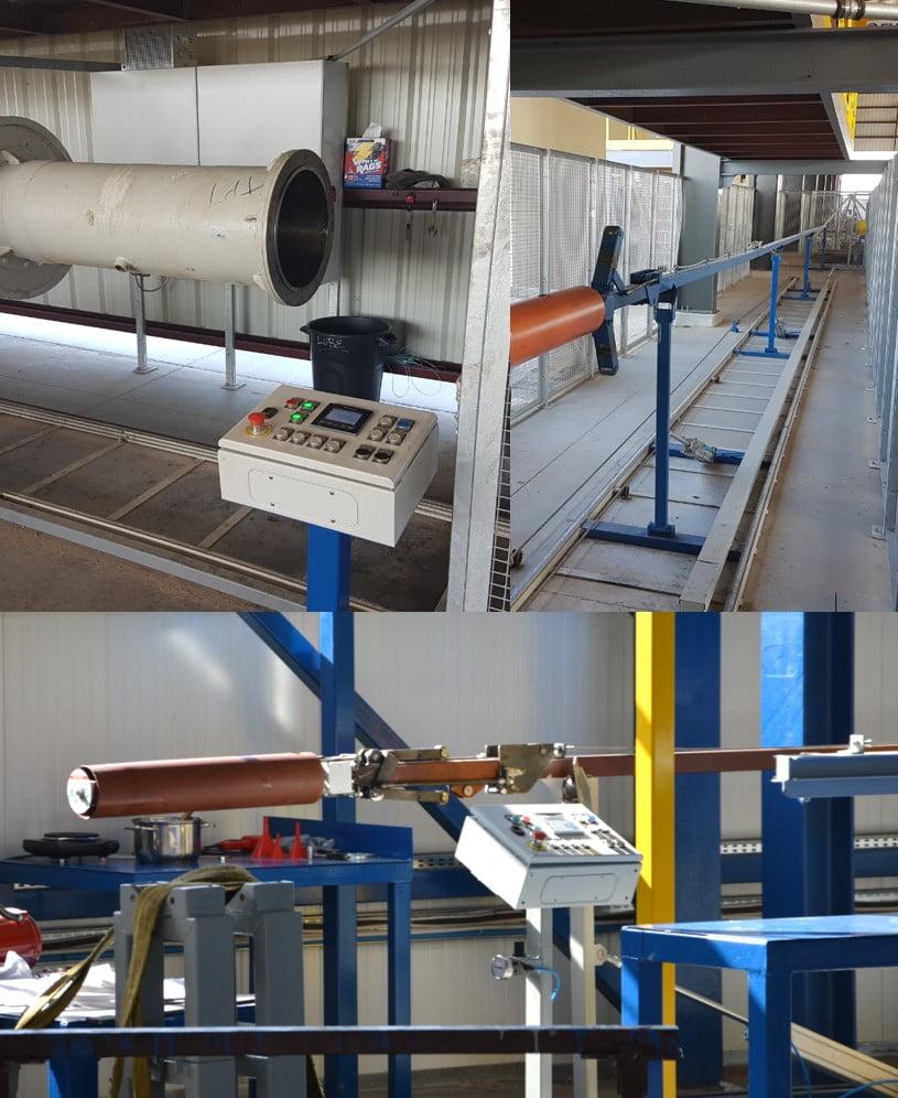 Lubrication station