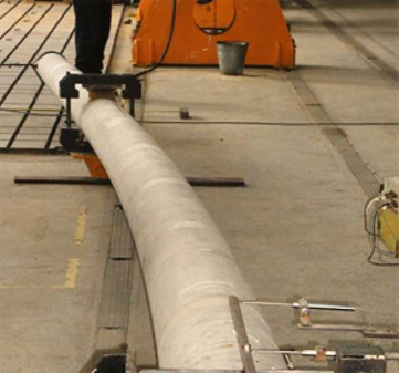 prestressed concrete poles transfer much greater forces than wooden or reinforced concrete poles2 strength tests